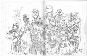 Commish Pencils by RansomGetty