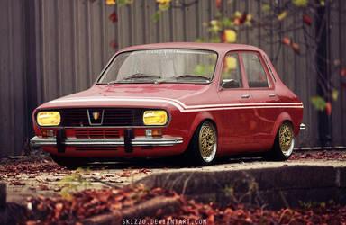 Dacia 1300 Gordini by Sk1zzo
