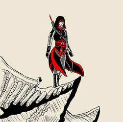 Assassins Creed: China by Dasheshka