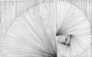 Fibonacci / Gold number by monofluore