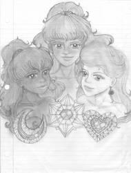 Pretty Knights of New Camelot by princess-seranade