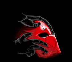 A Hood Between Darkness by CrossedRunner