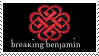 Breaking Benjamin Stamp by EbonyKitE