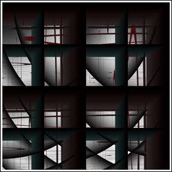 Tainted Window Love by SporianBonja