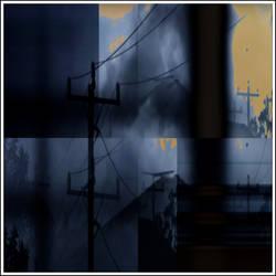 Yellow Minded Fog by SporianBonja