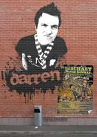Darren Cordeux - Kisschasy by dementeddingo