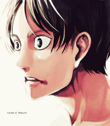Attack on Titan | Excrescence by Leylek-d-Sovura