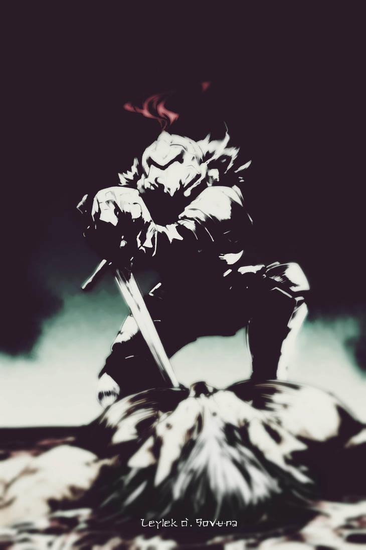 Goblin Slayer by Leylek-d-Sovura