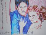 True Blood : Bill and Sookie by fbforbill
