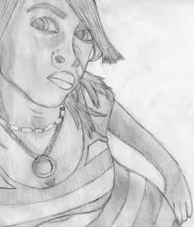 Jini Sketch by Scatta