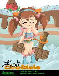 LOLI Chocolate by Designerss