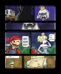 Luigi's Mansion 3 Plot Spoilers [Totes] by Phanuki