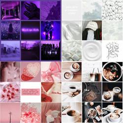 aesthetic moodboard adoptables - 4/4 open by Fallen-Sunshayne