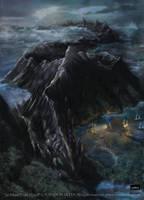 An Island Unto Myself by LaminIllustration