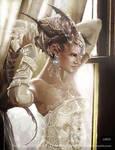 Solara by LaminIllustration