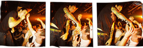 Parkway Drive in Manchester by simplesime
