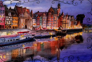 Gdansk (A Red Thread #2) by long-haired-lady