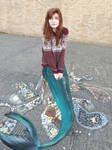 Mermaid trial shot by Pixie-Aztechia