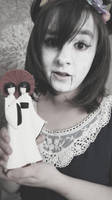 China doll, china prop. by Pixie-Aztechia