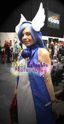 Dragonair Cosplay, MCM Expo October 2013 by Pixie-Aztechia