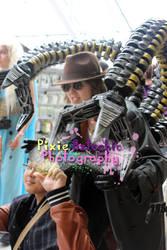 Doc Oc Cosplay, MCM Expo October 2013 by Pixie-Aztechia