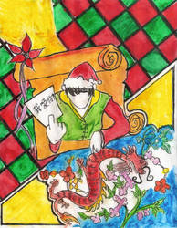 Colorful Christmas by jcroxas