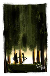 Run with Me by jcroxas