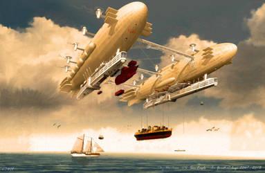 The Sky Harbour Final Rendering by vinniesketchbook6079