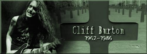 Cliff Burton Tribute by BrokenChainsX