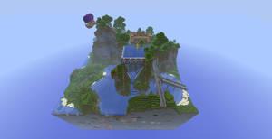 Minecraft - My Server Home by th3-rav3n