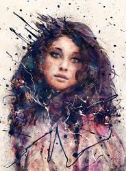 Grace Borchers by Raekre
