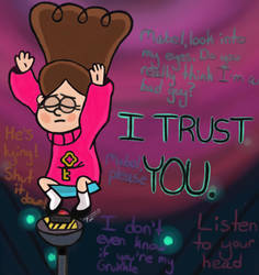 I Trust You by KyraLynMoss