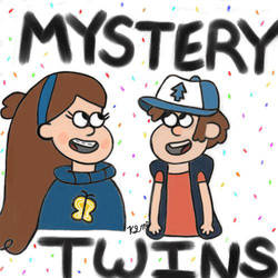 Mystery Twins by KyraLynMoss