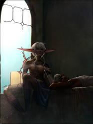 Commission: Deamond89 by Tabon