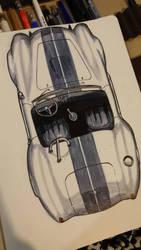 Shelby Cobra by El-bullit