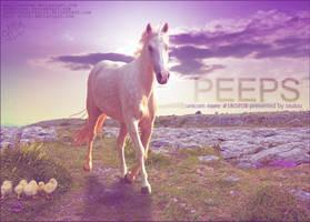 peeps by glitchHP