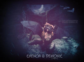 chenoademonic by glitchHP