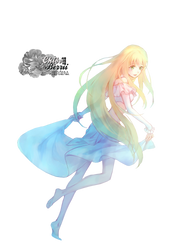 Anime Render 146 by michelleurs