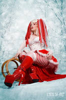 cyber christmas by Lycilia