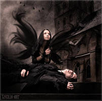 Angel of death by Lycilia