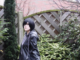 KH Xion - On My Own by TheBrokenxDream