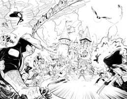 ALL NEW X-MEN PAGE TEST #01-02 by Nezotholem