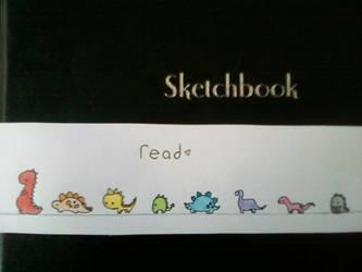 dino bookmark? by vet6652