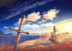 Evening wind by Hangmoon