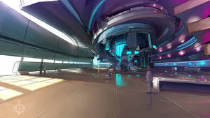 Cryogenic center by Hangmoon