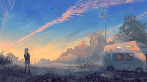 5 a.m. by Hangmoon