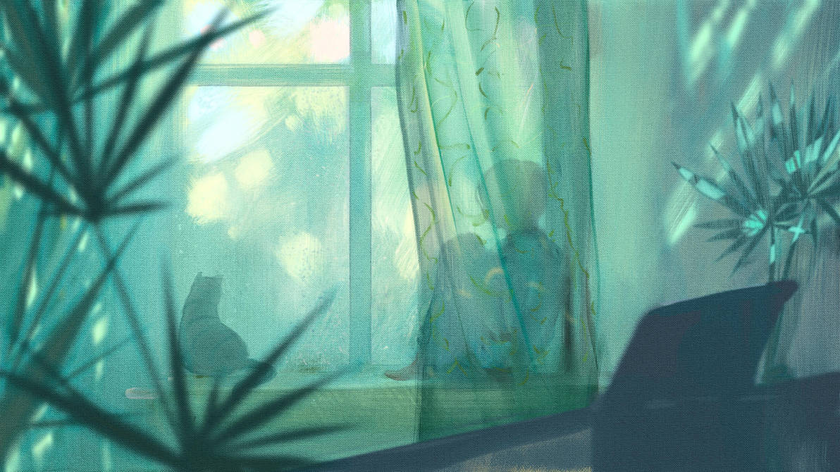 Morning by Hangmoon