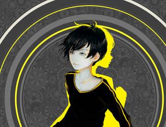 Black loves yellow by Hangmoon