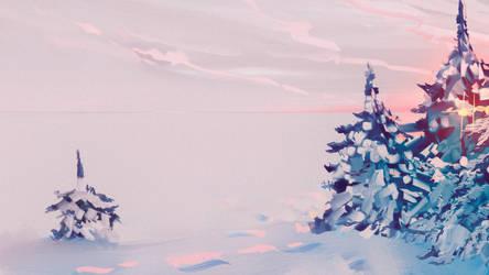 Elochki by Hangmoon