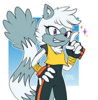 IDW - Tangle the lemur by The-Seven-Worlds